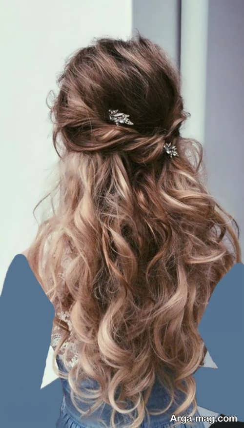 New hairstyles for girls 2 - آرایش موی جدید دخترانه مخصوص مهمانی های مهم