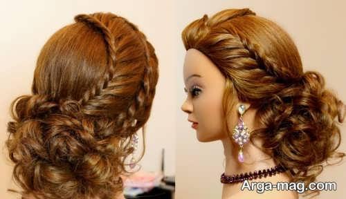 New hairstyles for girls 20 - آرایش موی جدید دخترانه مخصوص مهمانی های مهم