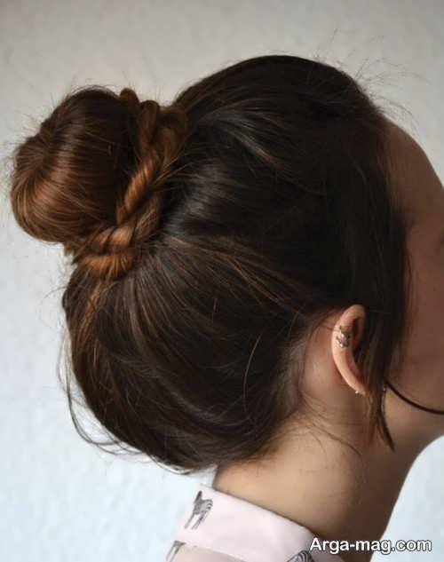 New hairstyles for girls 23 - آرایش موی جدید دخترانه مخصوص مهمانی های مهم