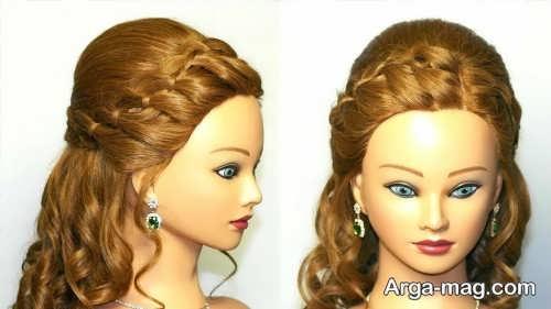New hairstyles for girls 27 - آرایش موی جدید دخترانه مخصوص مهمانی های مهم