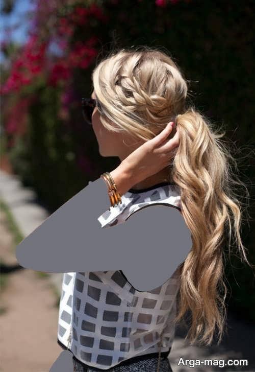 New hairstyles for girls 28 - آرایش موی جدید دخترانه مخصوص مهمانی های مهم