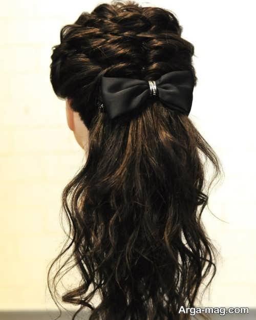 New hairstyles for girls 6 - آرایش موی جدید دخترانه مخصوص مهمانی های مهم
