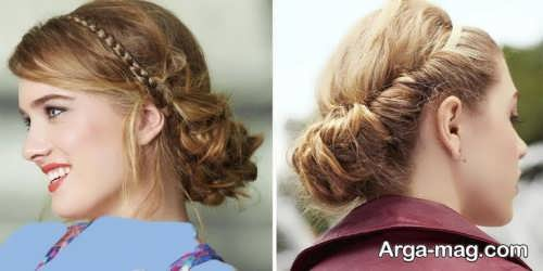 New hairstyles for girls 8 - آرایش موی جدید دخترانه مخصوص مهمانی های مهم