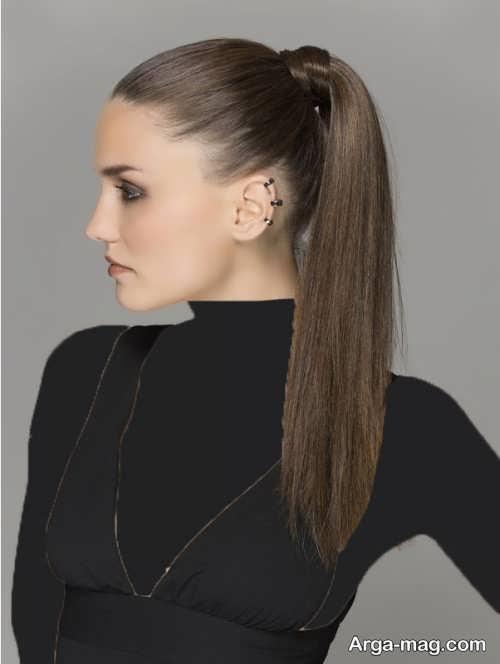 Nut hair color 013 - برای تهیه رنگ موی گردویی از چه فرمولی استفاده کنیم؟
