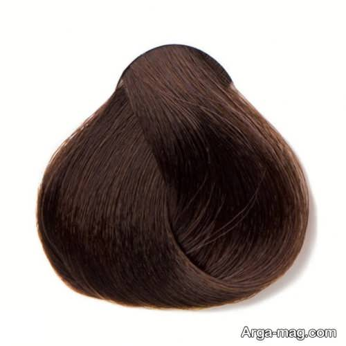 رنگ مو گردویی