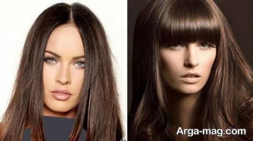 Nut hair color 07 - برای تهیه رنگ موی گردویی از چه فرمولی استفاده کنیم؟