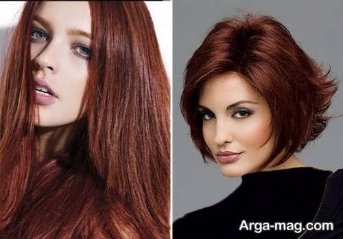 Nut hair color 09 - برای تهیه رنگ موی گردویی از چه فرمولی استفاده کنیم؟