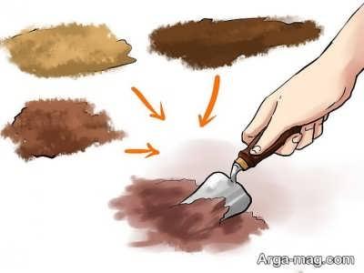 ترکیب خاک