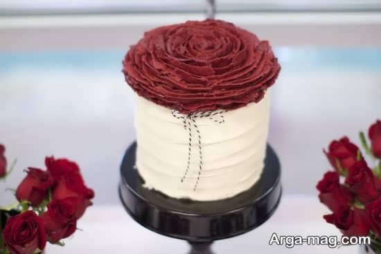 طراحی زیبای کیک