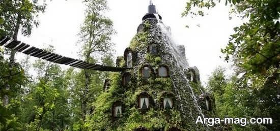 هتل های عجیب در دنیا