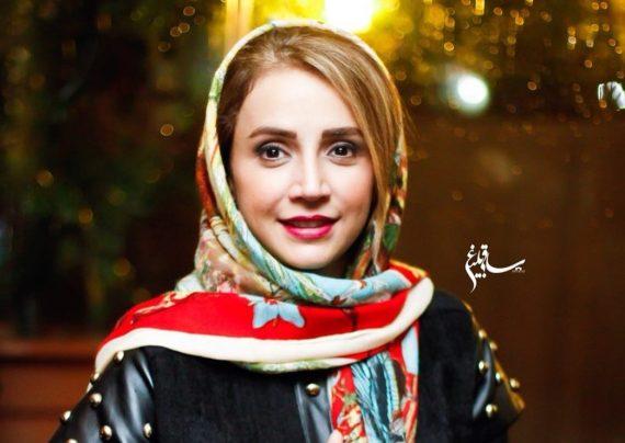 شبنم قلی خانی با پوششی عجیب ظاهر شد + عکس