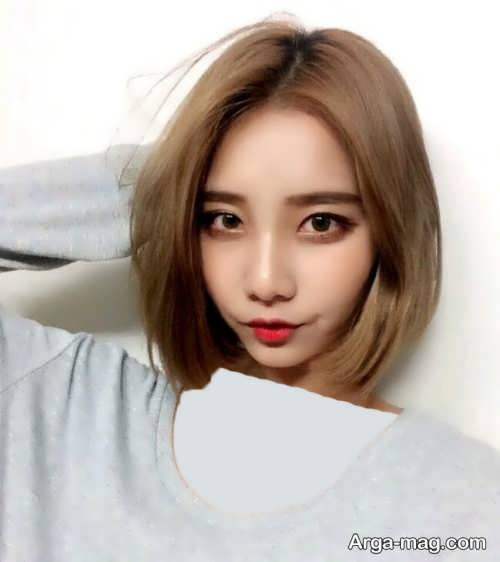 Short hairstyle for girls 14 - انواع مدل موهای کوتاه دخترانه جدید که امسال مد می شوند