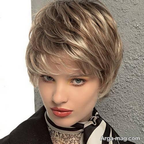 Short hairstyle for girls 15 - انواع مدل موهای کوتاه دخترانه جدید که امسال مد می شوند