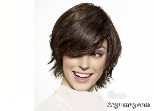 Short hairstyle for girls 16 - انواع مدل موهای کوتاه دخترانه جدید که امسال مد می شوند