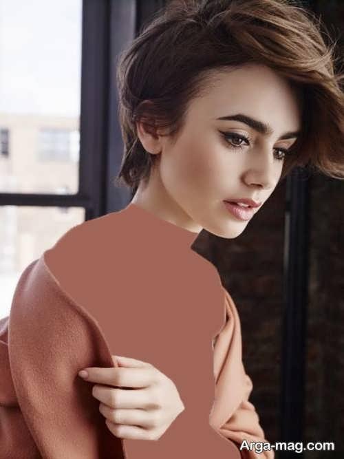 Short hairstyle for girls 17 - انواع مدل موهای کوتاه دخترانه جدید که امسال مد می شوند