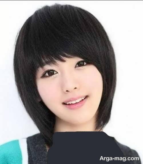 مدل مو کره ای دخترانه