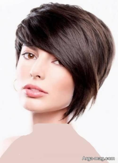 Short hairstyle for girls 22 - انواع مدل موهای کوتاه دخترانه جدید که امسال مد می شوند