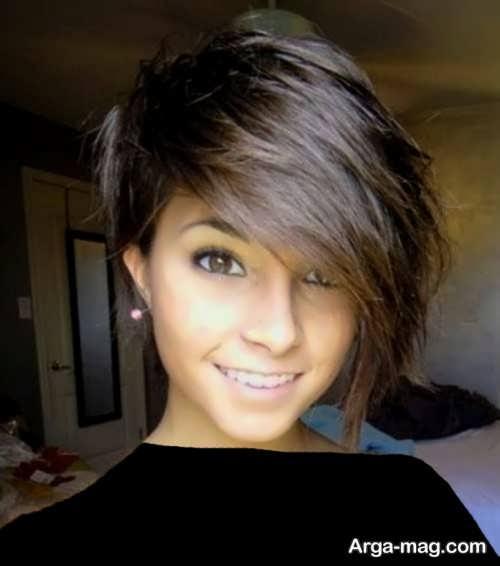مدل استایل موی دخترانه