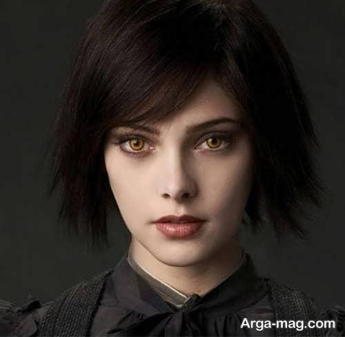 Short hairstyle for girls 28 - انواع مدل موهای کوتاه دخترانه جدید که امسال مد می شوند