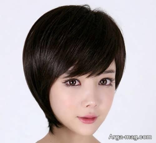 Short hairstyle for girls 29 - انواع مدل موهای کوتاه دخترانه جدید که امسال مد می شوند