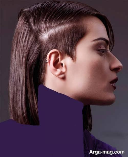 Short hairstyle for girls 30 - انواع مدل موهای کوتاه دخترانه جدید که امسال مد می شوند