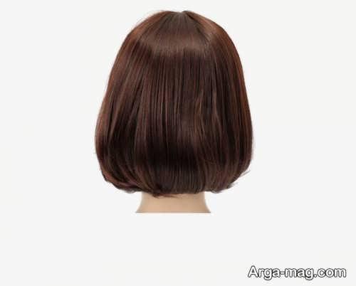 مدل موی ساده و کوتاه دخترانه