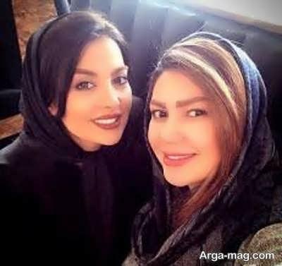 مونا فائض پور با مهران فرا ازدواج کرد