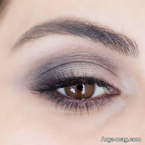 مدل میکاپ چشم زیبا و جدید