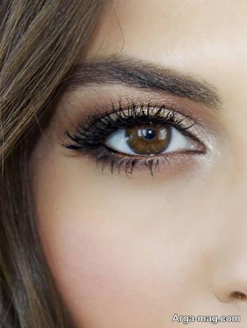 مدل میکاپ چشم