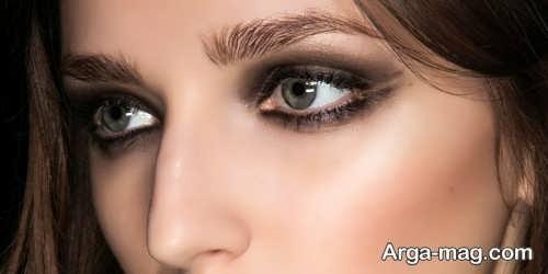 مدل زیبا و شیک آرایش چشم