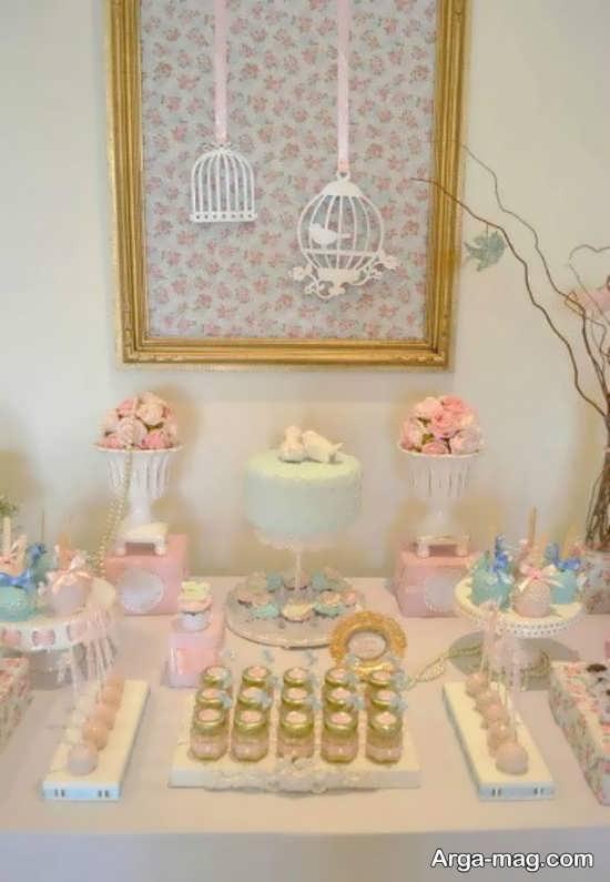Sismooni 16 - تزیینات زیبا برای جشن سیسمونی که سیمونی های دخترانه و پسرانه را زیباتر می کنند