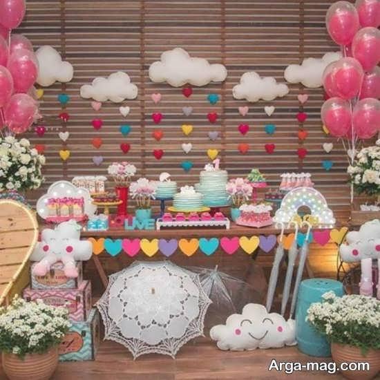 Sismooni 2 - تزیینات زیبا برای جشن سیسمونی که سیمونی های دخترانه و پسرانه را زیباتر می کنند