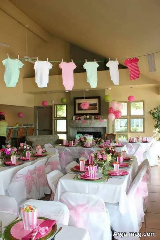Sismooni 29 - تزیینات زیبا برای جشن سیسمونی که سیمونی های دخترانه و پسرانه را زیباتر می کنند