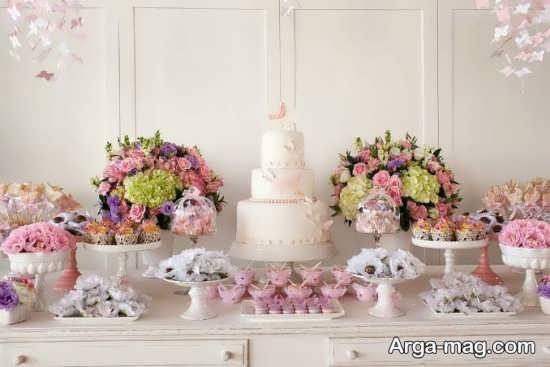 Sismooni 31 - تزیینات زیبا برای جشن سیسمونی که سیمونی های دخترانه و پسرانه را زیباتر می کنند