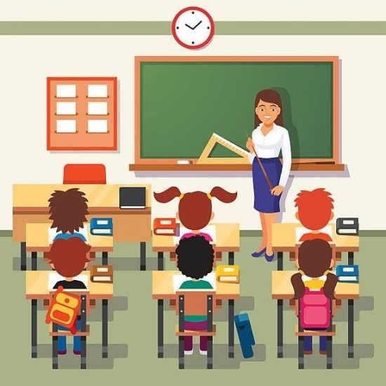 رنگ آمیزی روز معلم