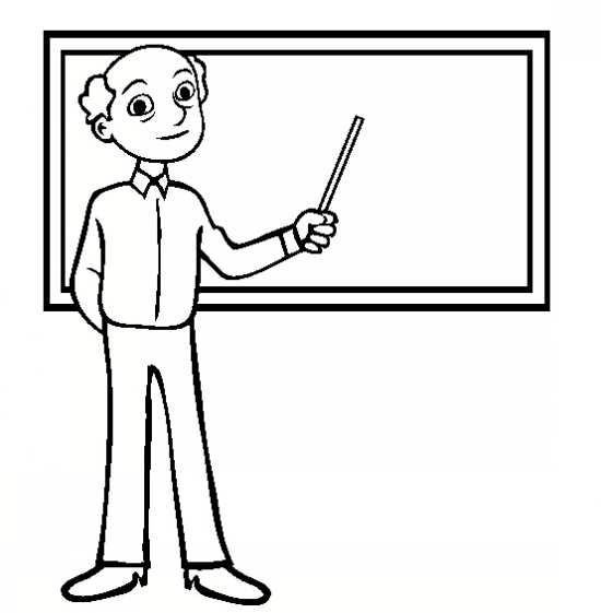 نقاشی جالب روز معلم