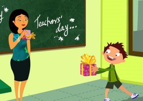نقاشی روز معلم