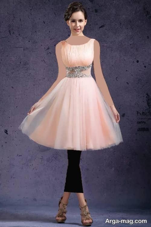 مدل لباس عروسکی زیبا و شیک