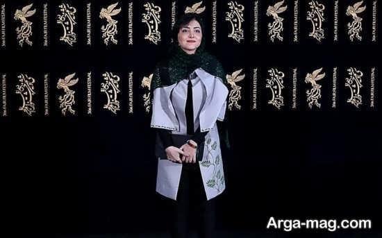 مدل مانتو طرح دار بازیگران در جشنواره فجر 36