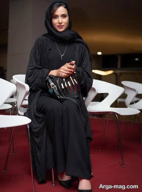 مدل مانتو پریناز ایزدیار در جشنواره فجر 36