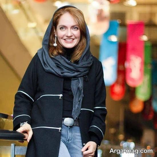 مدل مانتو مهناز افشار در جشنواره فجر 36