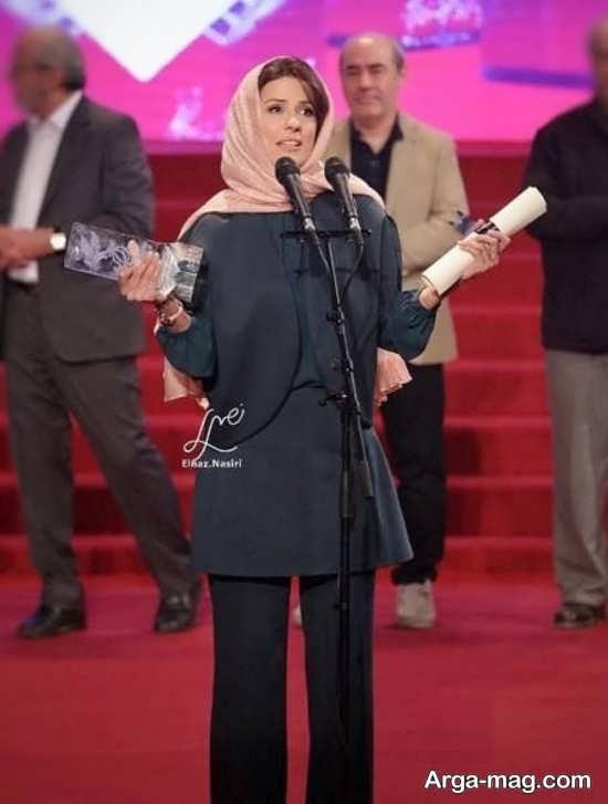 پوشش زیبا و متفاوت بازیگران ایرانی در جشنواره فجر