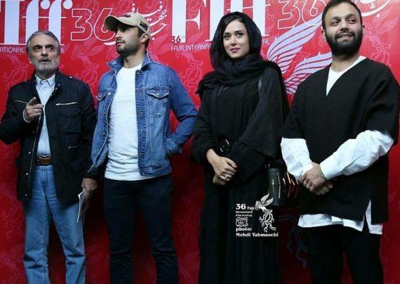 خوش لباس ترین بازیگران در جشنواره فجر 36