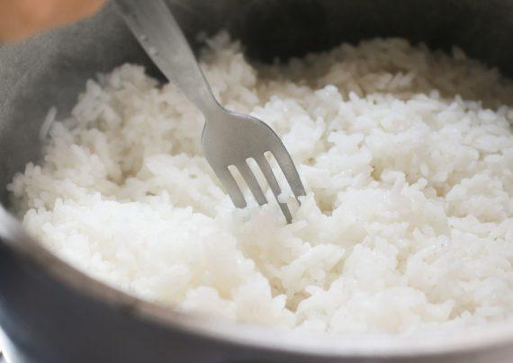 رفع بوی سوختگی برنج