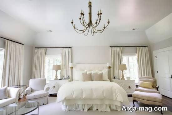 چیدمان مدرن اتاق خواب