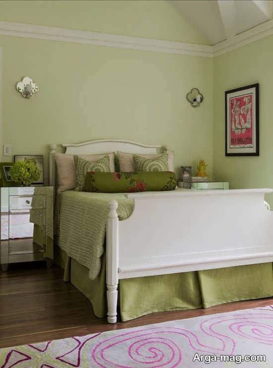 اتاق خواب سنتی با طراحی فوق العاده