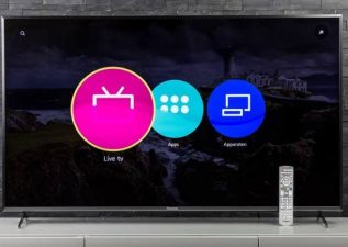 سیستم عامل تلویزیون