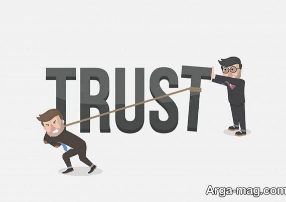 راه های جذب اعتماد مشتری