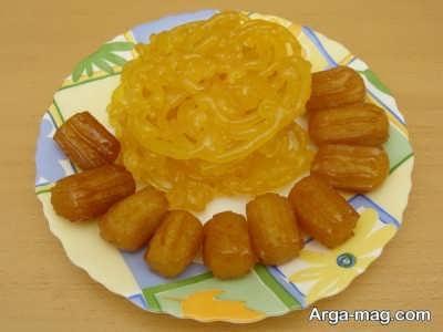 زولبیا و بامیه شیرینی های محبوب ماه رمضان