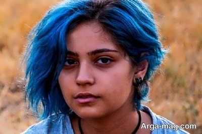 مشاهده رنگ آبی برای نسل های گذشته